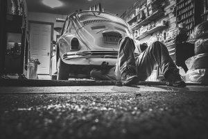 Flexleasing hjalp min far kom over hans gamle bil.